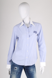 Dolce & Gabbana Shirt - blue/white