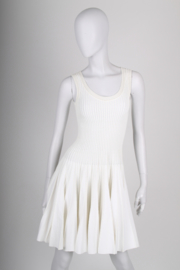 ALAIA Dress - white