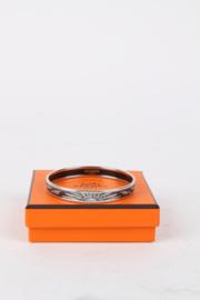 Hermès Enamel Printed Small Brazil Néo Classiques D'Eté Bracelet