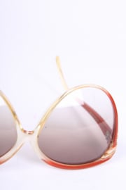 Yves Saint Laurent Vintage Sunglasses 8159 - brown