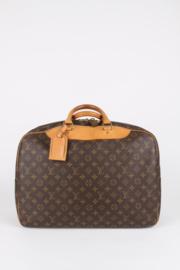 Louis Vuitton Monogram Canvas Alize 2 Poches Bag - brown