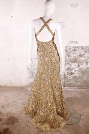 Elie Saab Haute Couture avondjurk - goud