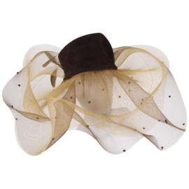 Henriette Dijkinga Den Haag Couture Derby Hat