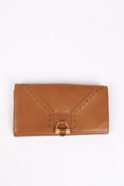 Yves Saint Laurent Muse Wallet - brown