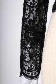 Dolce & Gabbana Lace Blouse - black