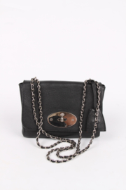 Mulberry Lily Small - black/silver