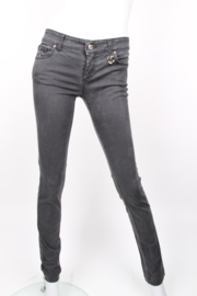 Gucci Grey Cotton Leggings Jeans Trousers