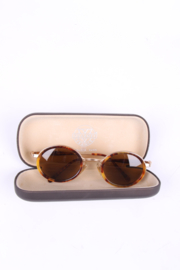 Vuarnet Vintage Sunglasses - brown/gold
