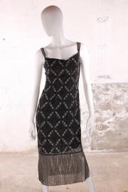 Christian Dior avondjurk - zwart