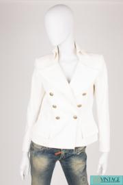 Balmain blazer - offwhite