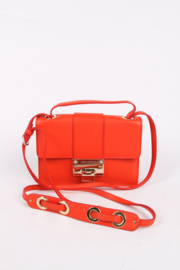 Jimmy Choo Rebel Shoulder Bag - orange