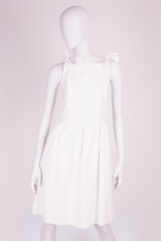 Vintage Chanel Dress - white