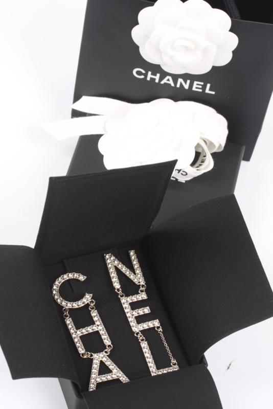 Chanel 2019 Costume Jewellery Earrings CHANEL - silver