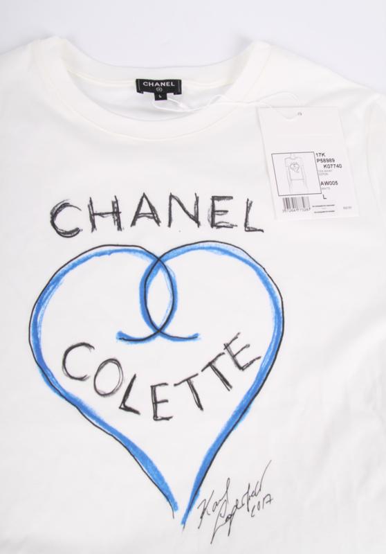 balenciaga colette t shirt