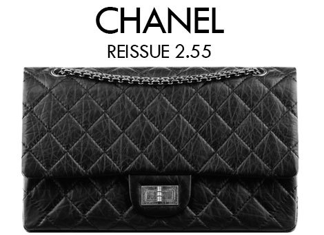 Chanel reissue 2.55