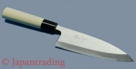 MCUSTA zanmai SK-ko Deba (kliefmes voor vis/vlees) 150 mm
