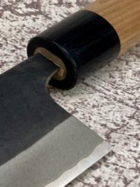 Muneishi Aogami SS clad Wa-Gyuto (chefsmes), 165 mm -Kuroichi-