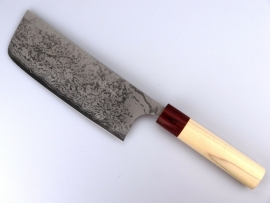 Masakage Kiri Nakiri (vegetable knife), 165 mm