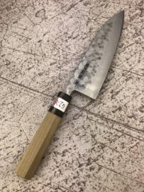 Fujiwara san Maboroshi no Meito Santoku (universeel mes), 150 mm