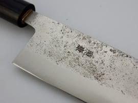 Fujiwara san Nashiji Gyuto (universeel mes), 240 mm -rosewood-