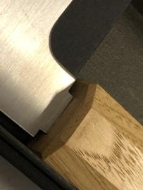Konosuke GS+ gyuto (chef's knife), 210 mm, Khii Chestnut  -saya-