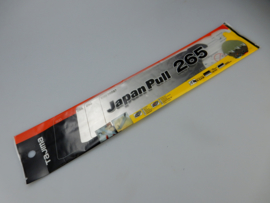 Reserve zaagblad voor TAJIMA  Trekzaag 265mm rechte greep , - GNB265R -