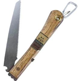 Tsunezo-saku, 180 mm, foldable Japanse pruning saw, - Medium -