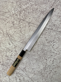 Kagemitsu Jūrai-gata 従来型 Ginsan #1, Yanagiba (sashimi/fish knife), 270mm