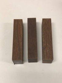 Stabilized American Walnut (Juglans nigra)  - straight grain -