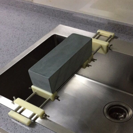 Kagemitsu sink holder for whetstones