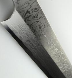 Kitaoka Shirogami Suminagashi Yanagiba (sushimes) 300 mm - C805 -