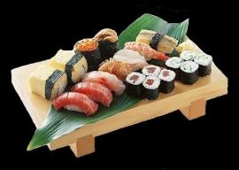 Japanse Sushiplank  - small -