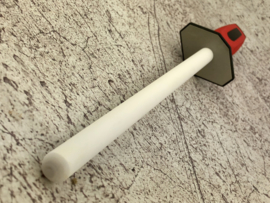 Shinsakuto SKS24 ceramic sharpening rod - 24 cm -