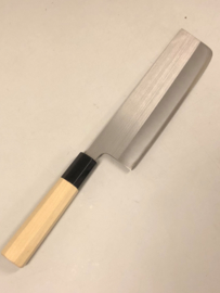 Tosa HSS, R2 powdersteel Nakiri (vegetable knife), 165 mm