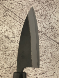Tosa Motokane Aogami #1 Wa-Deba kuroishi (cleaver), 105 mm -Double bevel -