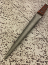 Diamond Sharpening rod oval/flat 19 cm, #600