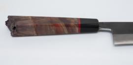 CUSTOM Tosa Sadamune Aogami Super Gyuto (chef's knife), 210 mm