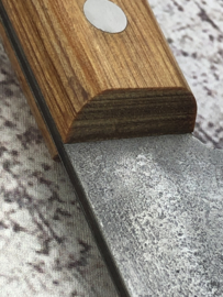 Fujiwara san Nashiji Gyuto (chef's knife), 195 mm - western handle -
