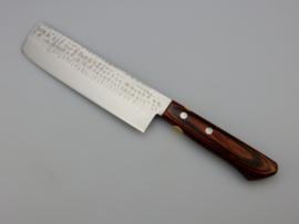 Miki M132 Nakiri VG-1 Tsuchime (vegetable knife), 170 mm
