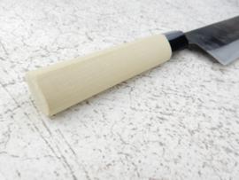 Tosa Amakuni Shirogami #2 Nakiri kuroishi (groentemes), 165 mm