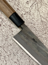 Tosa Motokane Aogami Super funayuki kuroishi (universeel mes), 165 mm