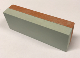 2-sided sharpening stone for  Higonokami #400/#1500