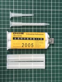 2- component  Epoxyglue -50ml- (5 minutes)