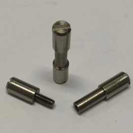 Corby bolt (Corby Style Bolt) -RVS- 4mm x 3mm