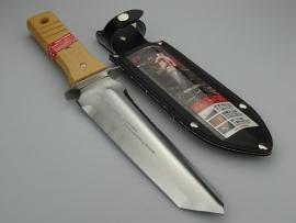 Nisaku Tomita Japanese Miyamato knife - Regular- [No.832]