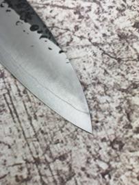 Konosuke Sanjo YS-M Wa-Gyuto (chefsmes), Octagonaal Khii handvat, 210 mm + Saya