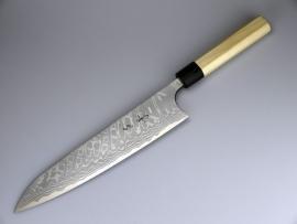 Masakage Shimo Gyuto (chef's knife), 240 mm