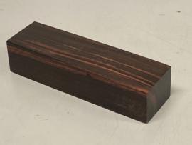 Rosewood (Palissander hout)  - recht -