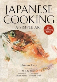 Japanese Cooking: A Simple Art (Hardcover) -25 year edition-