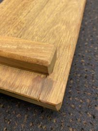 Ipé wood holder for Japanese water stones -B Choice-